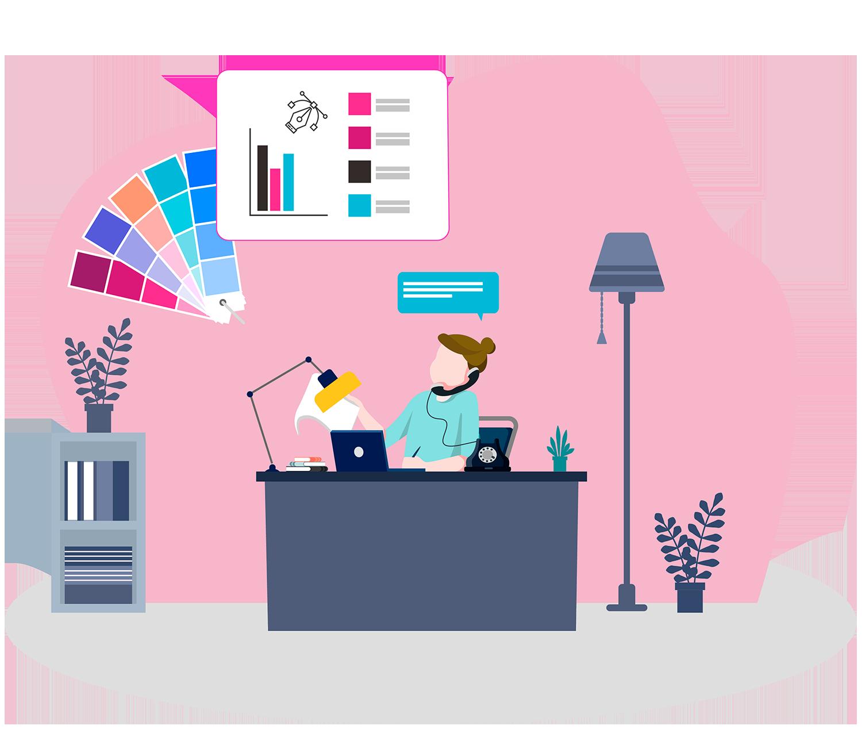 Para darle una coherencia visual a tu proyecto, captar la atención de tu cliente o destacar ante tu competencia el diseño gráfico es un mejor aliado.