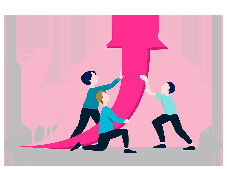 Se necesita un plan estratégico para aumentar los resultados y acercarnos a los objetivos marcados.