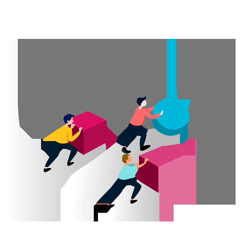 Dentro de las estrategias del marketing digital podemos encontrar un buen posicionamiento seo para el sitio web del cliente